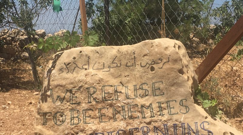 In Palestine: Nonviolence Works by Emily Brewer
